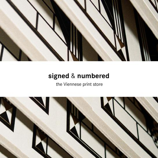 signed&numbered